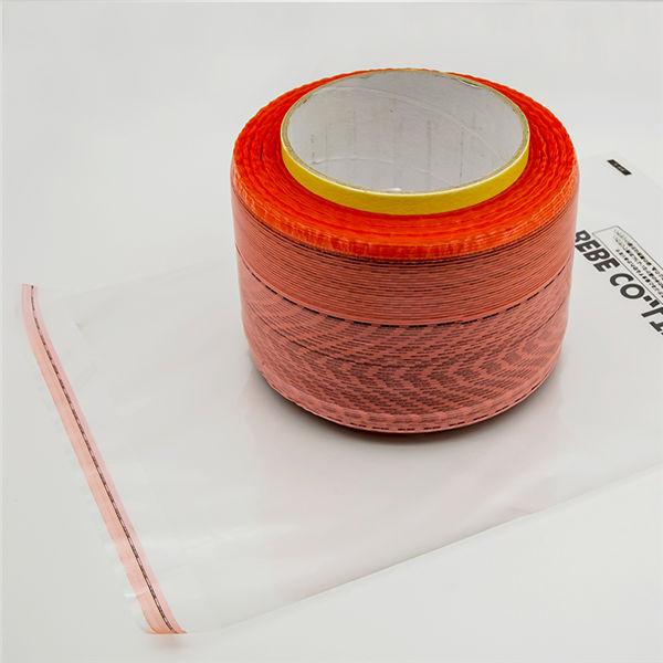 Antistatisches rotes Folienbeutel-Dichtband
